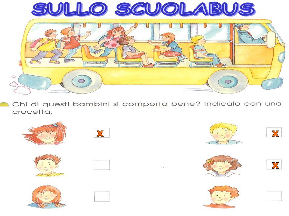 SULLO SCUOLABUS x x x