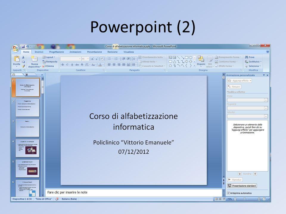 Powerpoint (2)