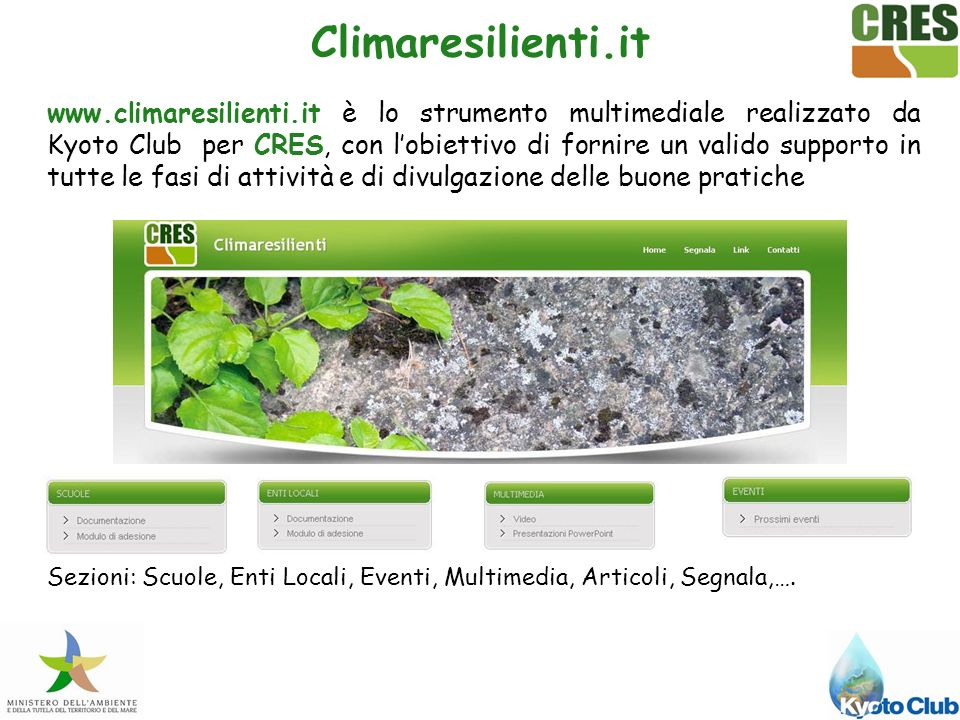 Climaresilienti.it