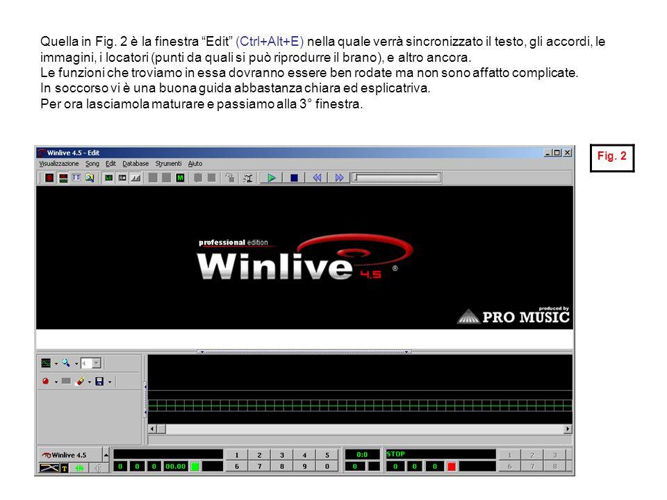 Usare winlive ppt scaricare - A finestra accordi ...