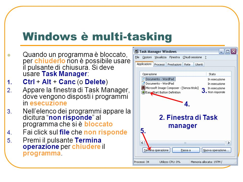 Windows è multi-tasking