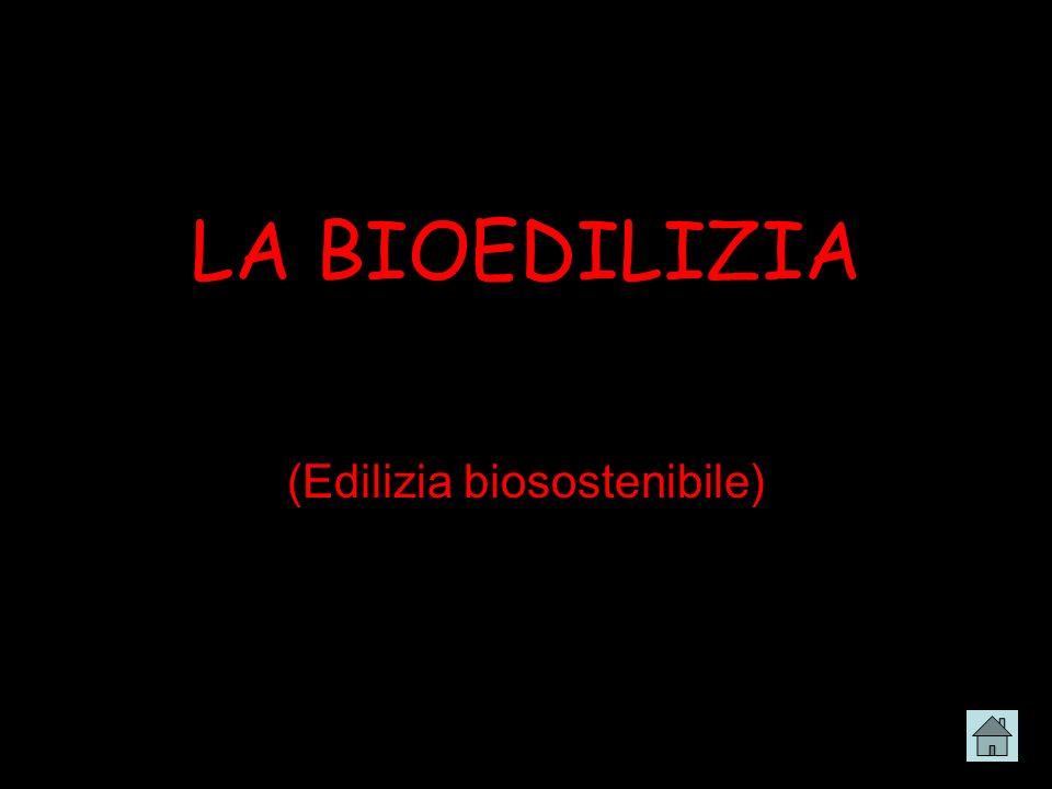 (Edilizia biosostenibile)