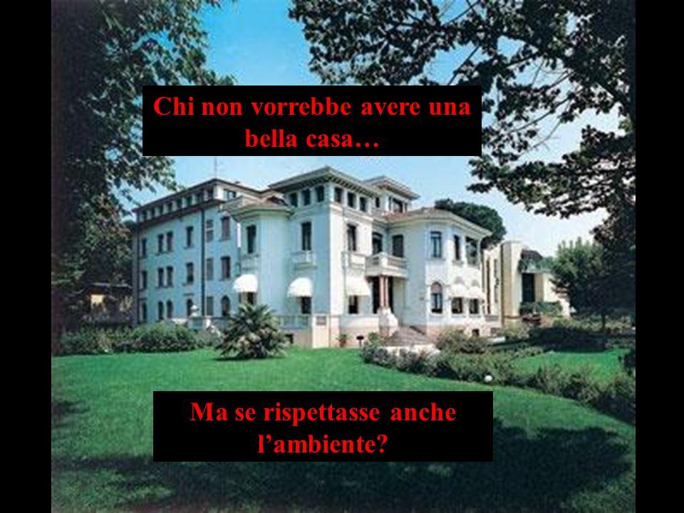 ITIS Chi non vorrebbe avere una bella casa…