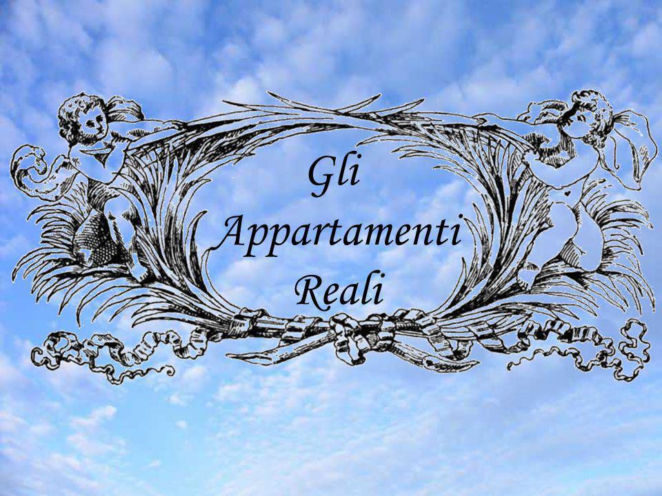 Gli Appartamenti Reali