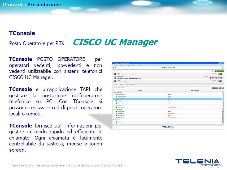 TConsole : Presentazione