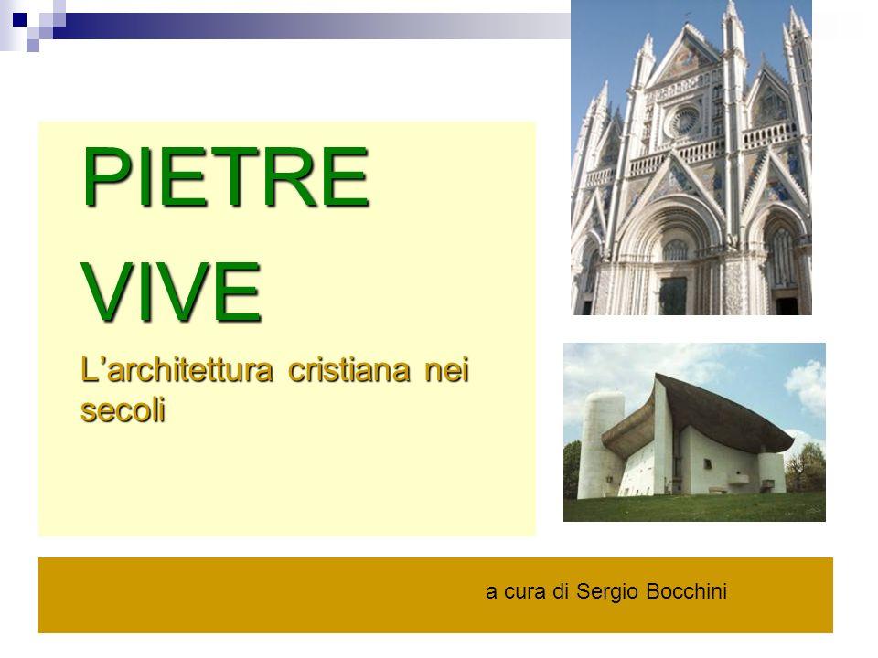 PIETRE VIVE a cura di Sergio Bocchini
