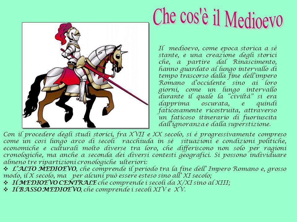 Che cos è il Medioevo