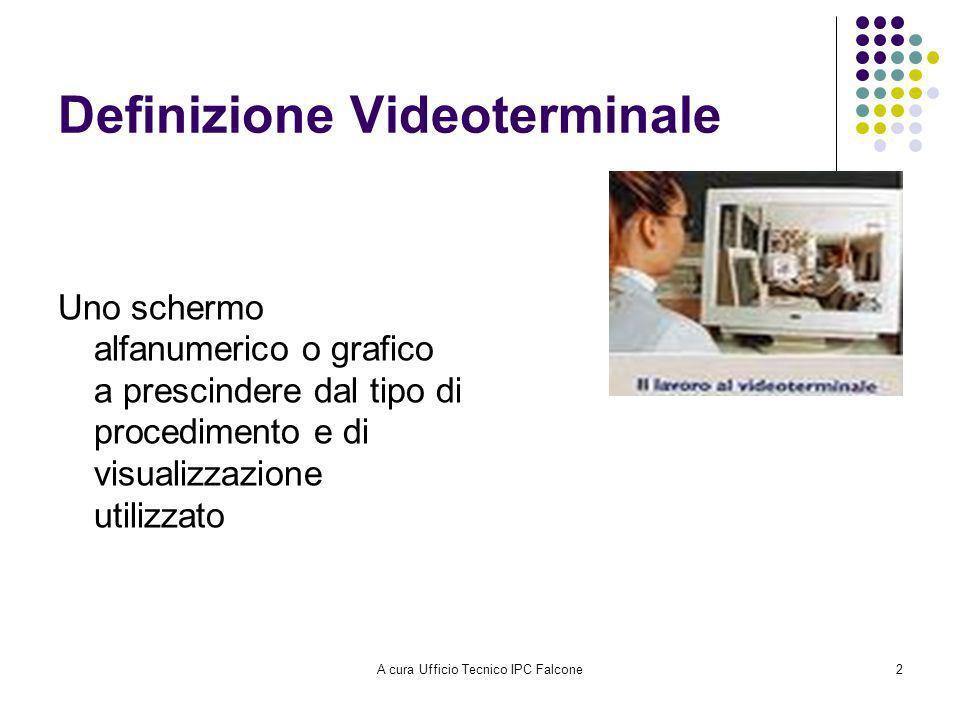 Definizione Videoterminale