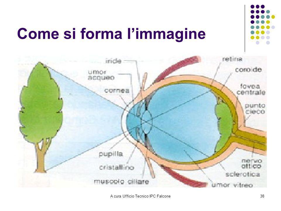 Come si forma l'immagine