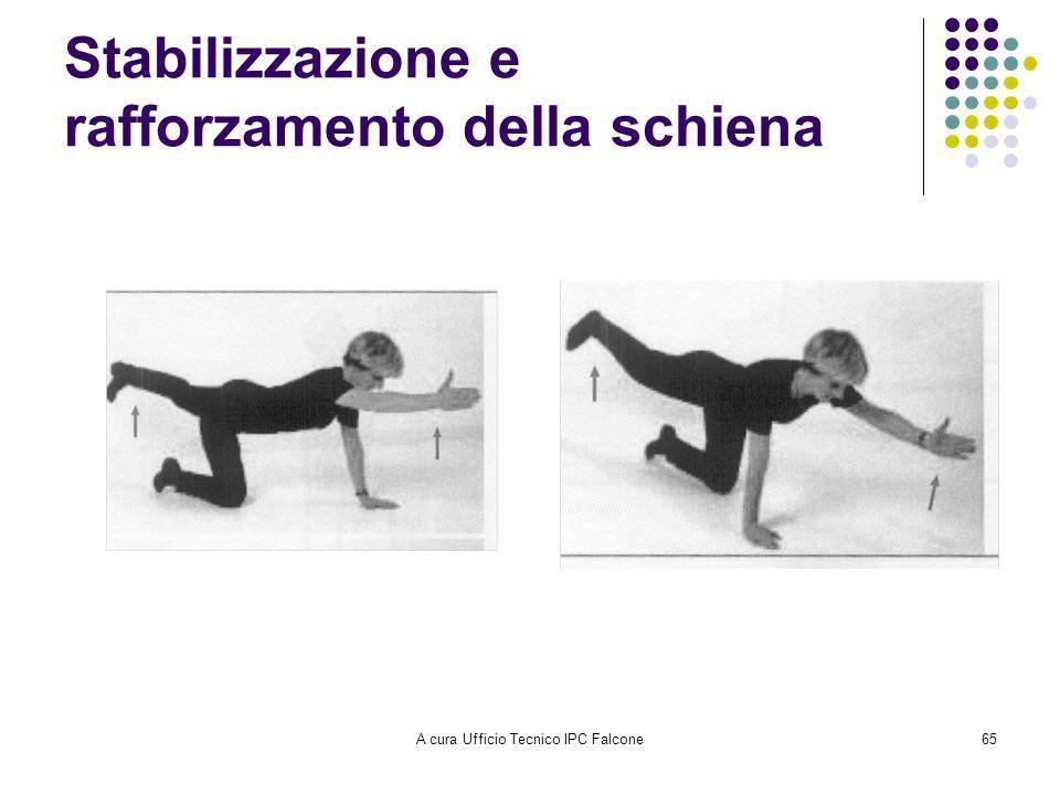 Stabilizzazione e rafforzamento della schiena