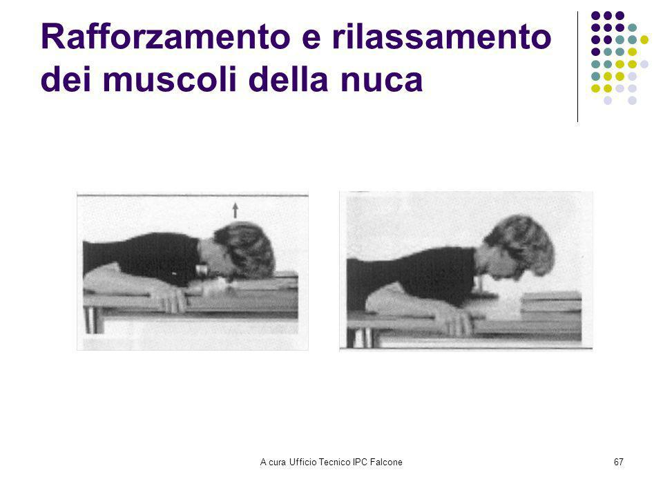 Rafforzamento e rilassamento dei muscoli della nuca