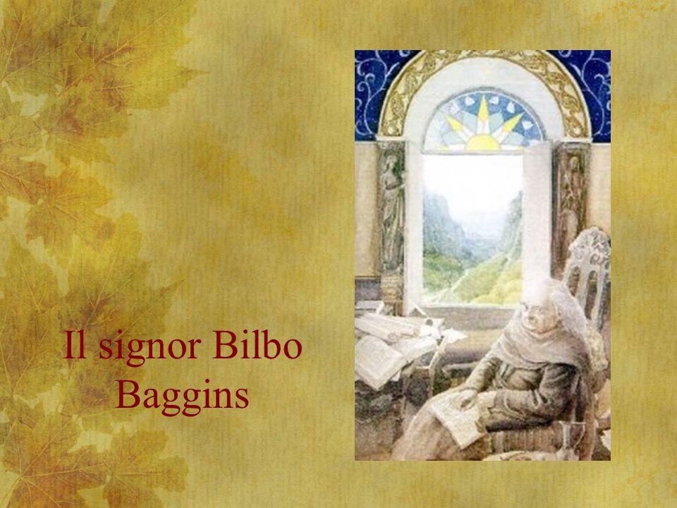 Il signor Bilbo Baggins