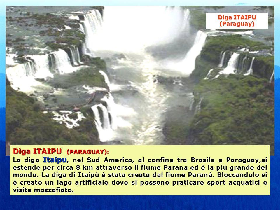 Diga ITAIPU (Paraguay)