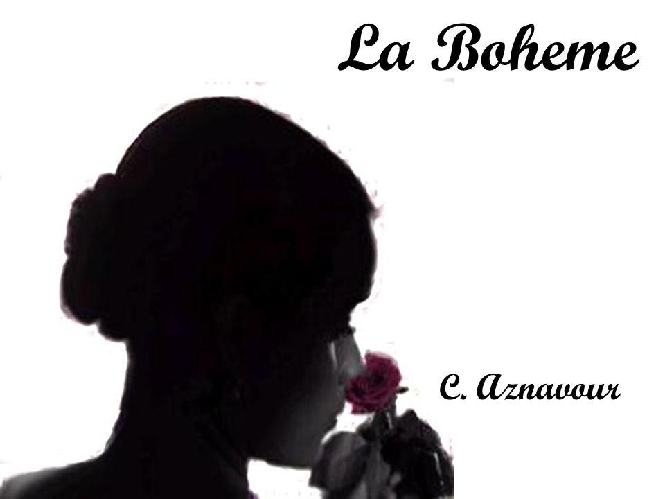 La Boheme C. Aznavour