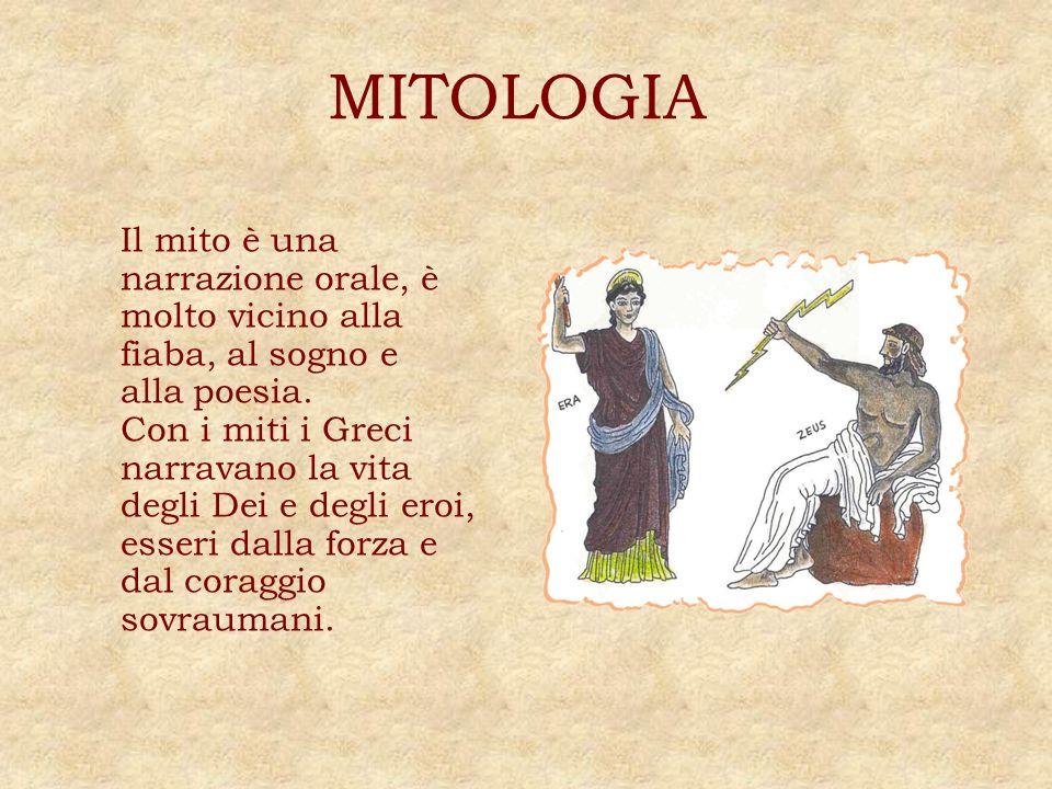 MITOLOGIA