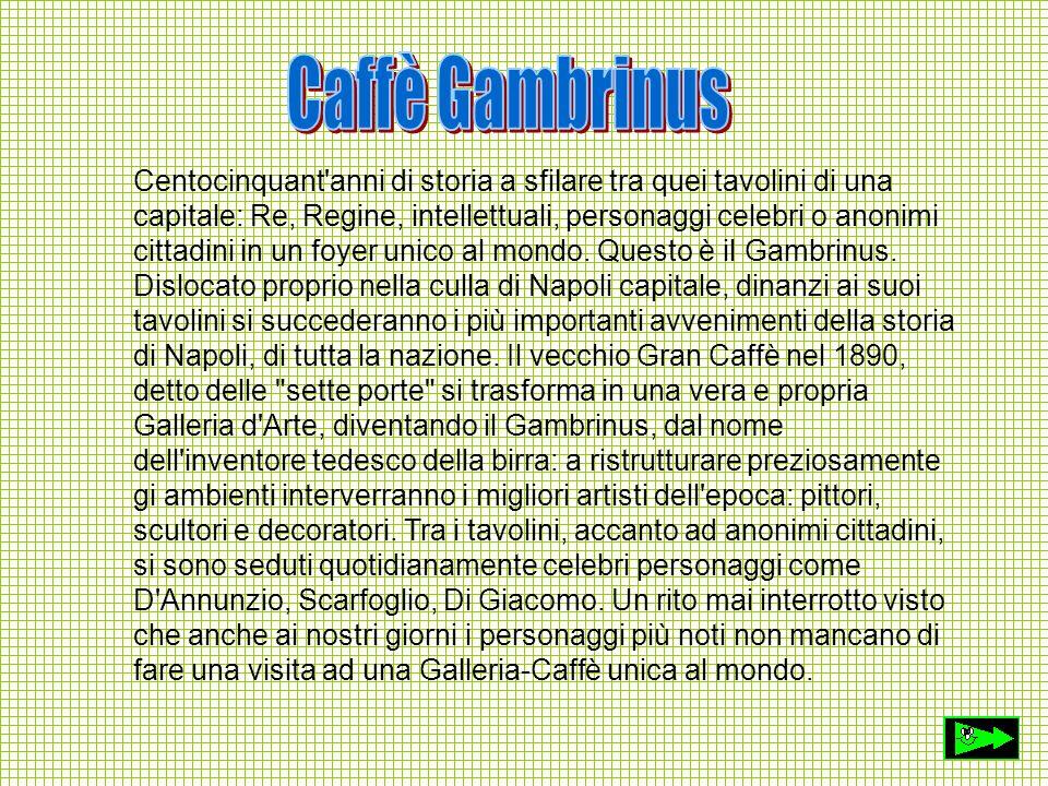 Caffè Gambrinus