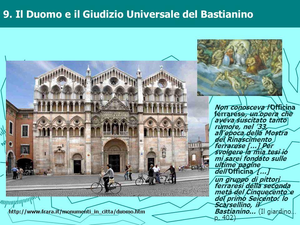 9. Il Duomo e il Giudizio Universale del Bastianino