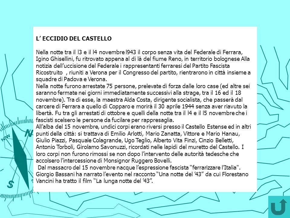 L' ECCIDIO DEL CASTELLO