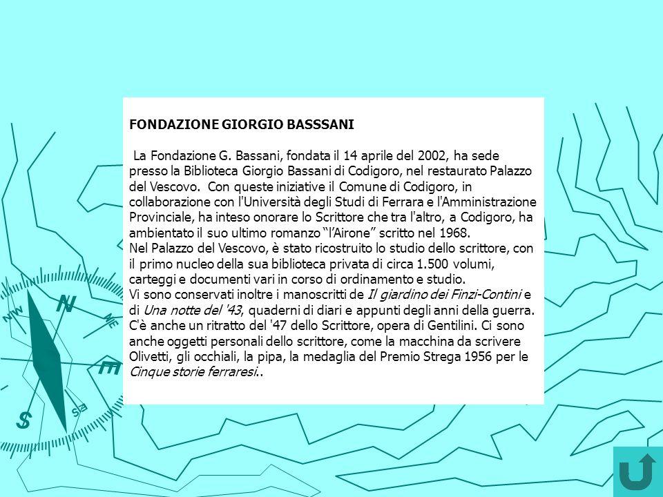 FONDAZIONE GIORGIO BASSSANI