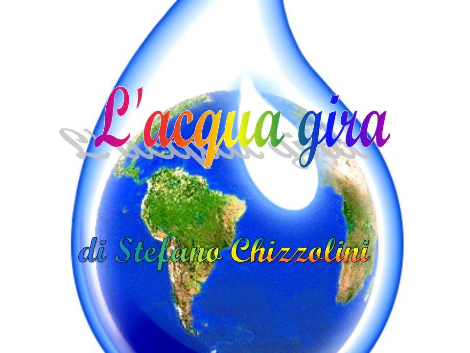 L acqua gira di Stefano Chizzolini