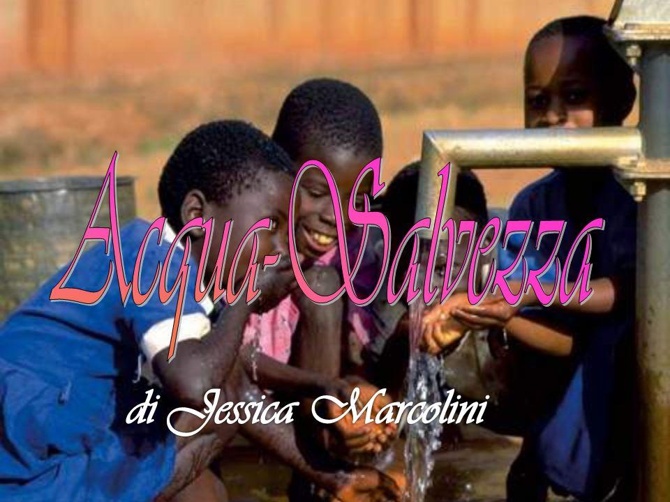 Acqua-Salvezza di Jessica Marcolini