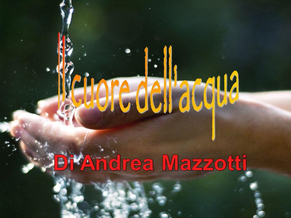 Il cuore dell acqua Di Andrea Mazzotti