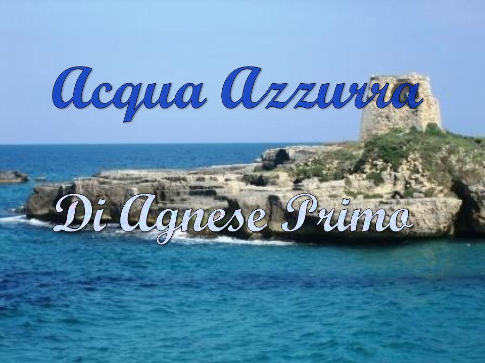 Acqua Azzurra Di Agnese Primo