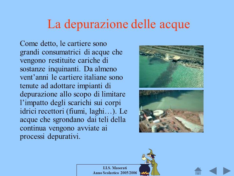 La depurazione delle acque
