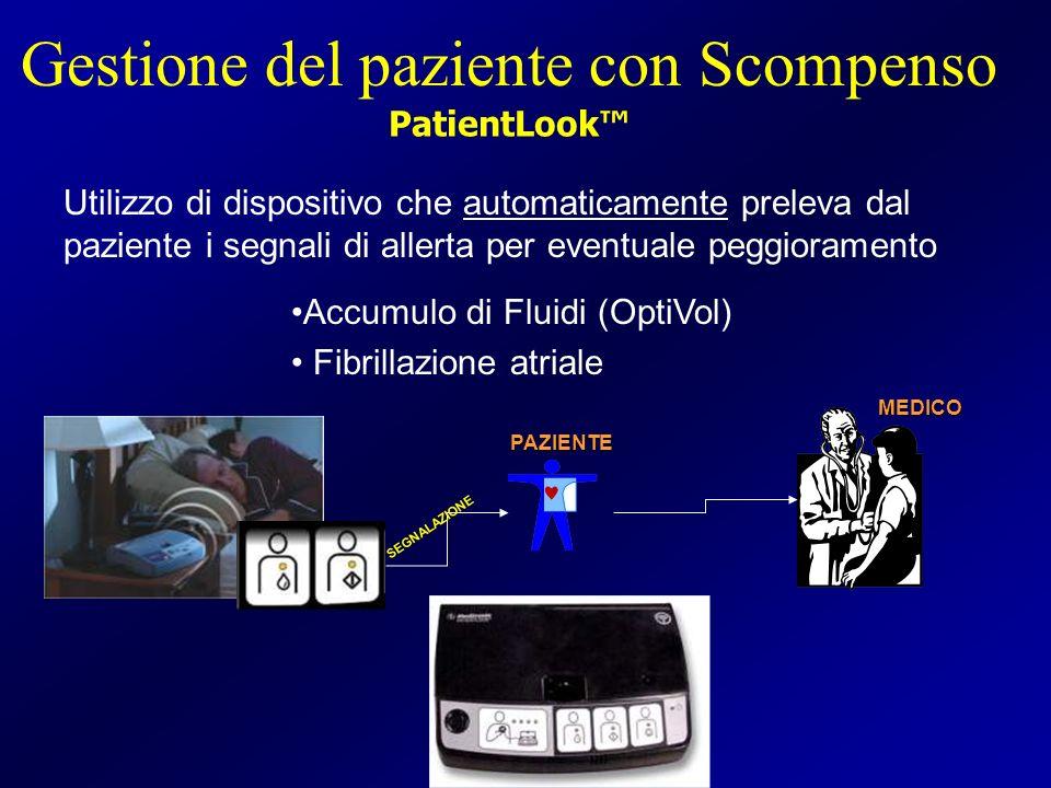 Gestione del paziente con Scompenso