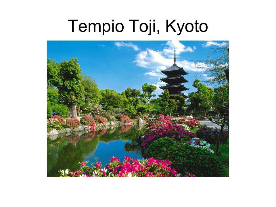 Tempio Toji, Kyoto