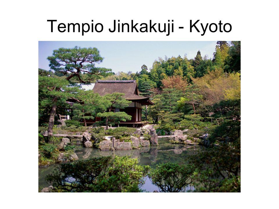 Tempio Jinkakuji - Kyoto