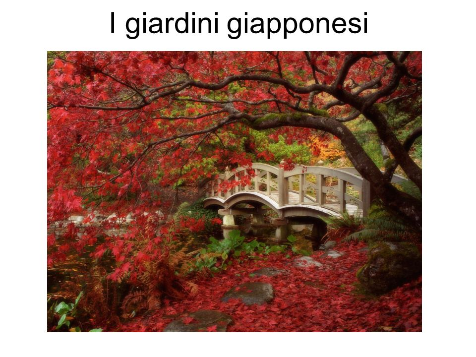 Il giappone nippon koku ppt video online scaricare for Giardini giapponesi
