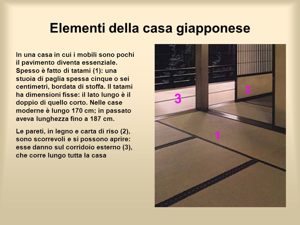 Il giappone nippon koku ppt video online scaricare for Pavimento giapponese
