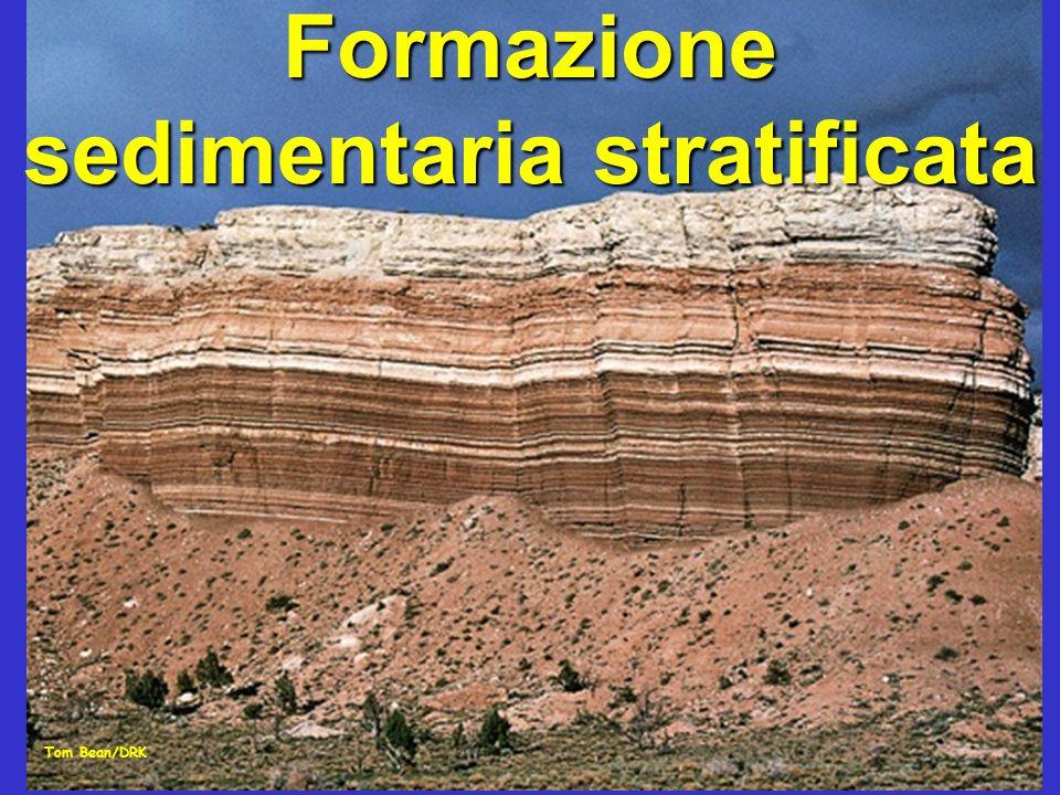 Formazione sedimentaria stratificata