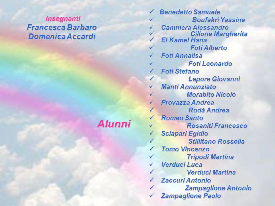 Francesca Barbaro Domenica Accardi