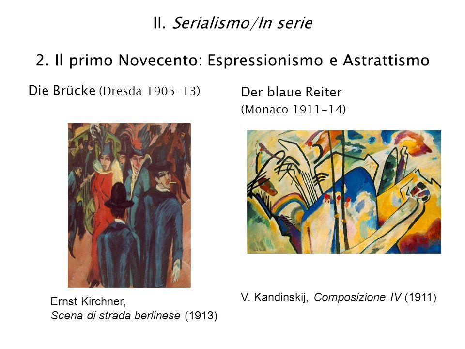 II. Serialismo/In serie 2