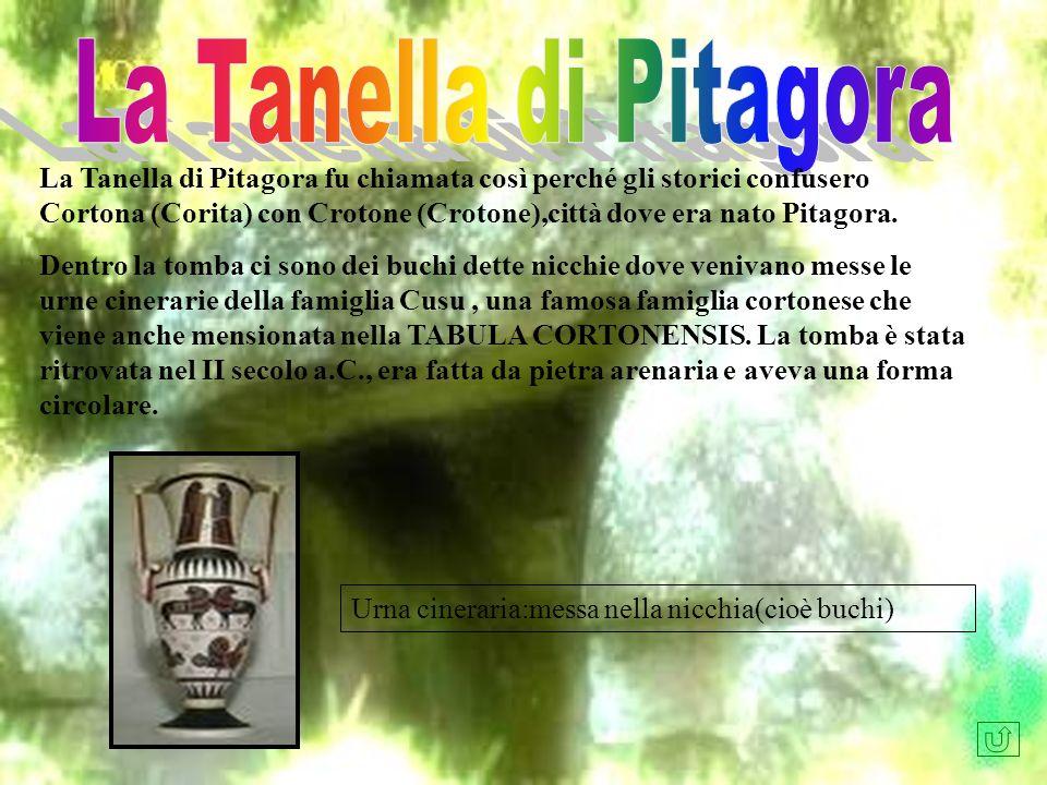 La Tanella di Pitagora