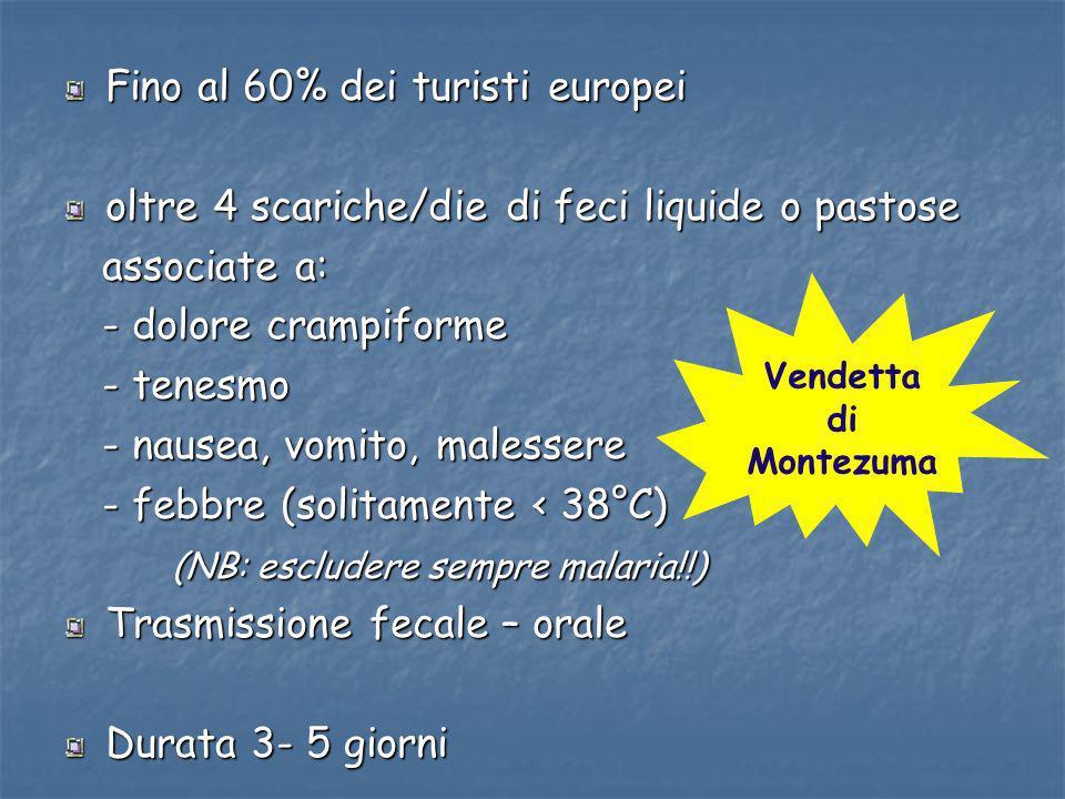 Fino al 60% dei turisti europei