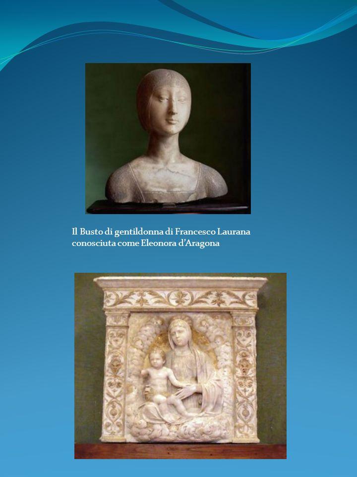 Il Busto di gentildonna di Francesco Laurana