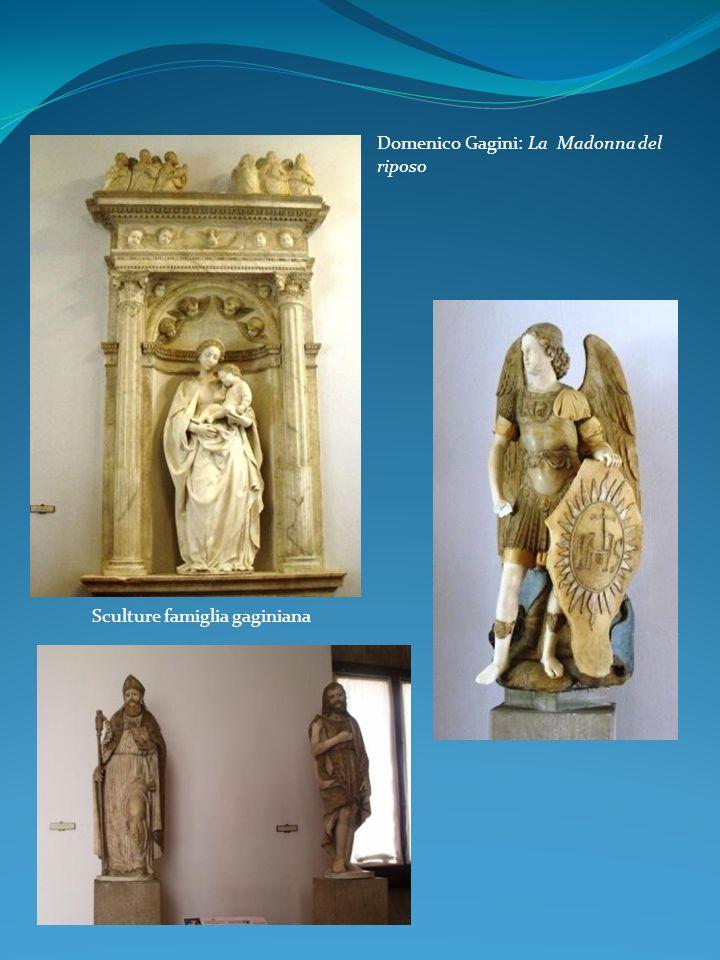 Domenico Gagini: La Madonna del