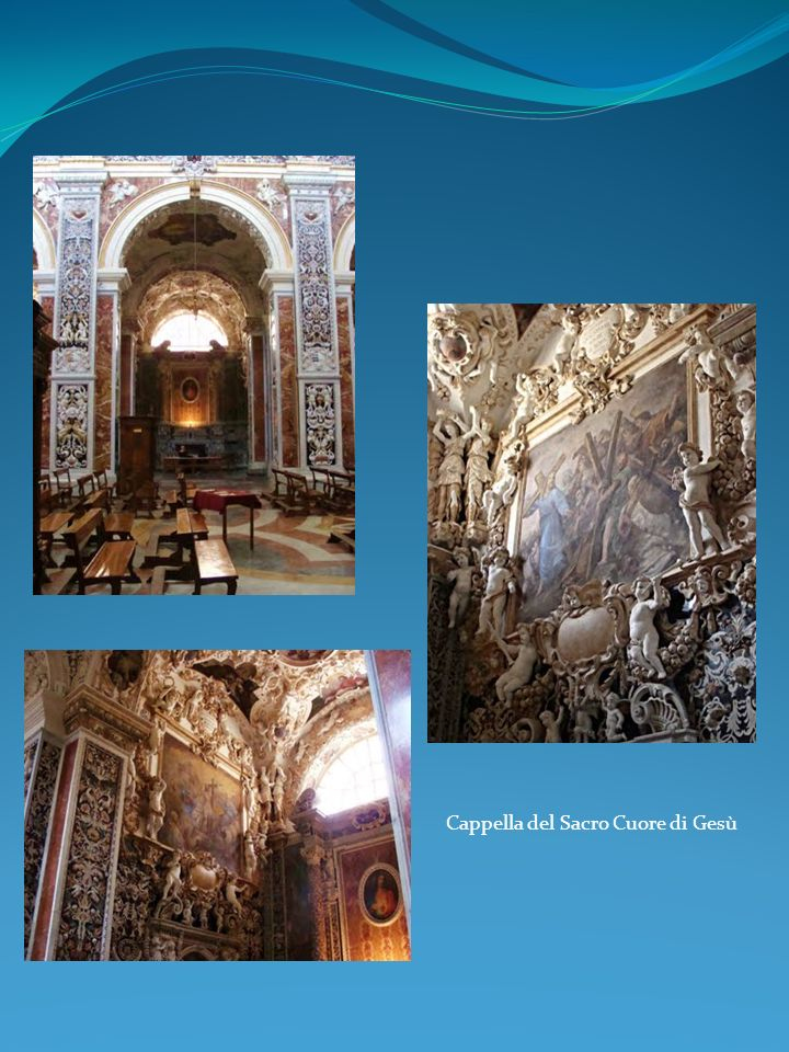 Cappella del Sacro Cuore di Gesù