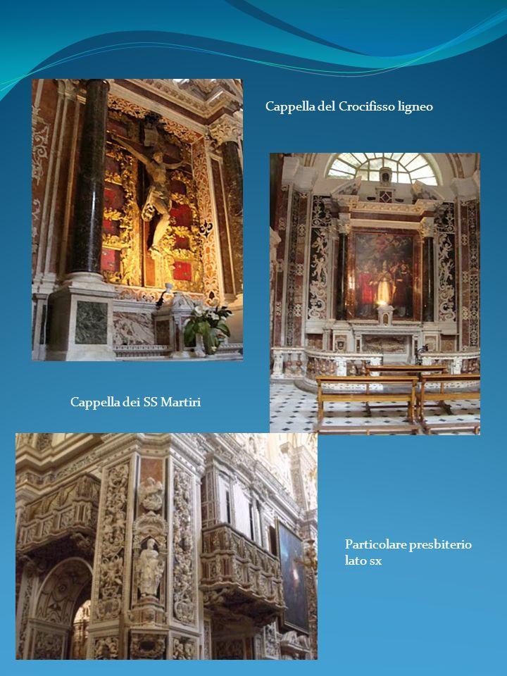 Cappella del Crocifisso ligneo