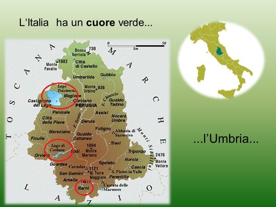 L'Italia ha un cuore verde...