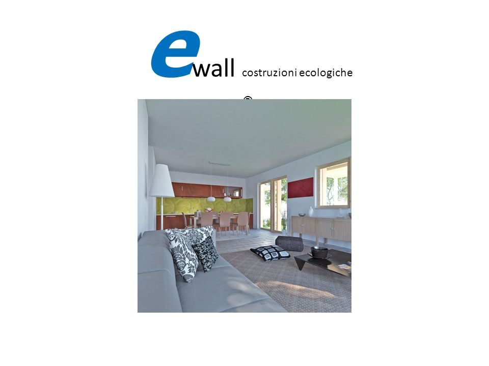 ewall costruzioni ecologiche ®