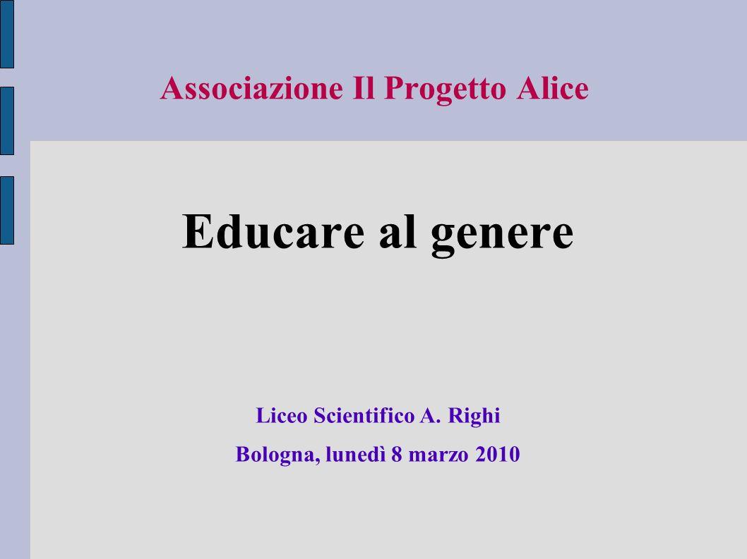 Associazione Il Progetto Alice