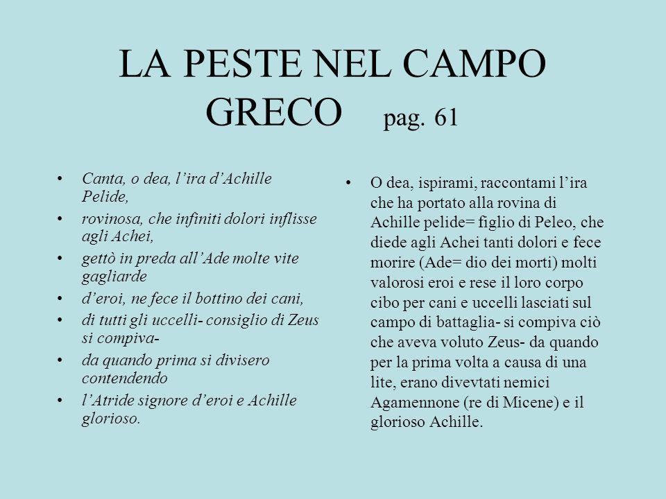 LA PESTE NEL CAMPO GRECO pag. 61
