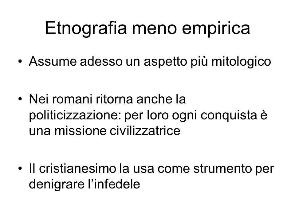 Etnografia meno empirica