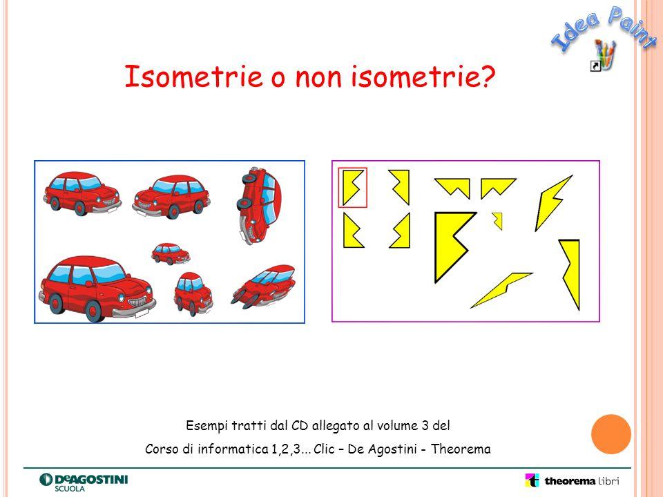 Isometrie o non isometrie