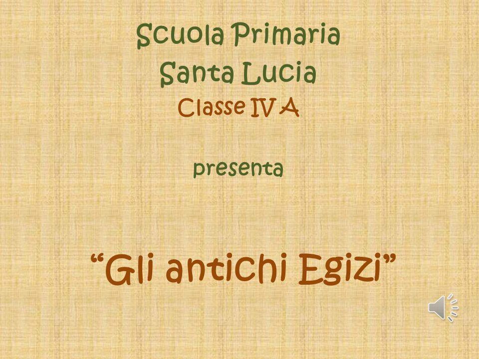 Scuola Primaria Santa Lucia Classe IV A presenta