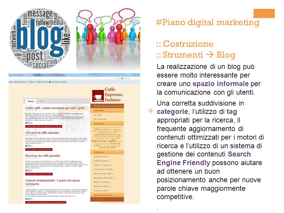 #Piano digital marketing :: Costruzione :: Strumenti  Blog